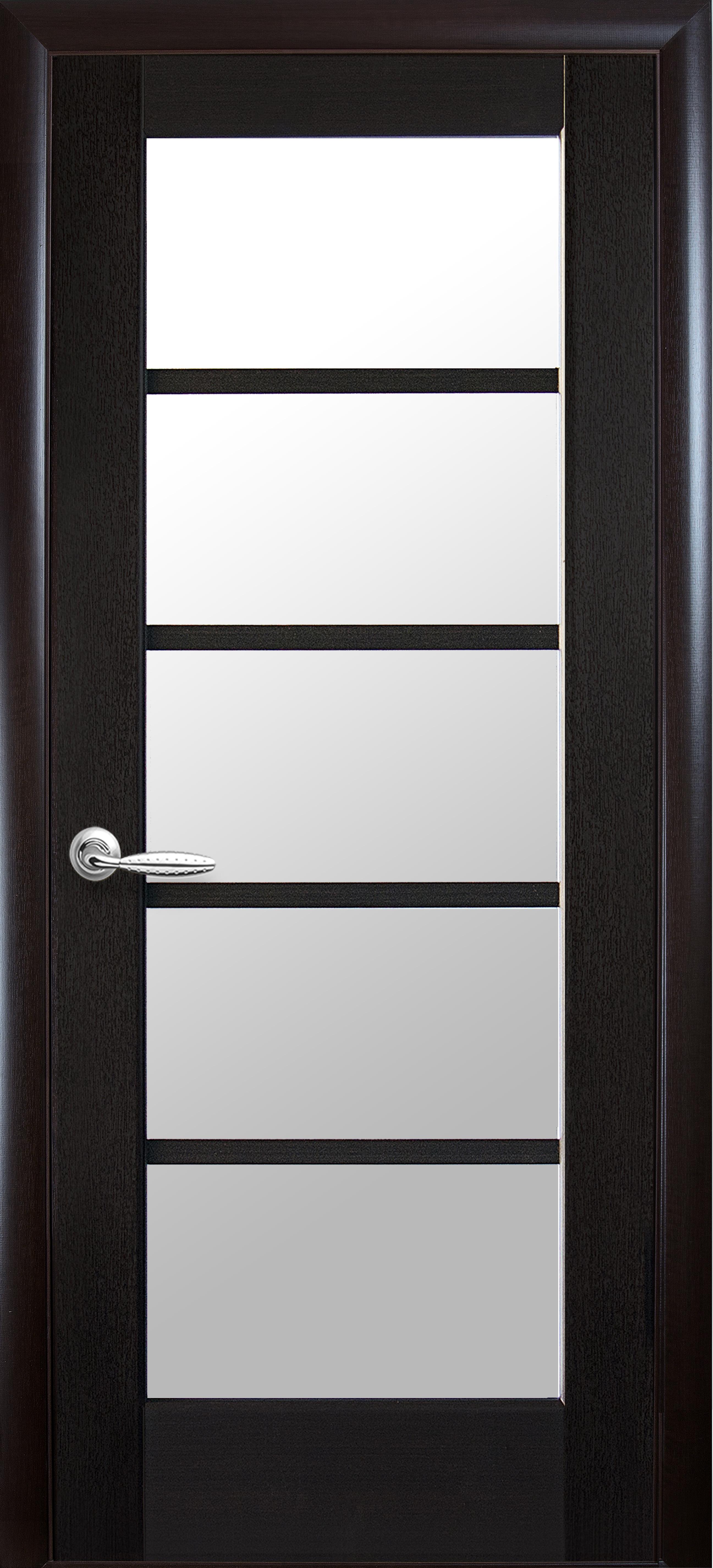 Дверь фото венге со стеклом